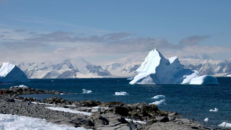 Wärmerekord in der Antarktis