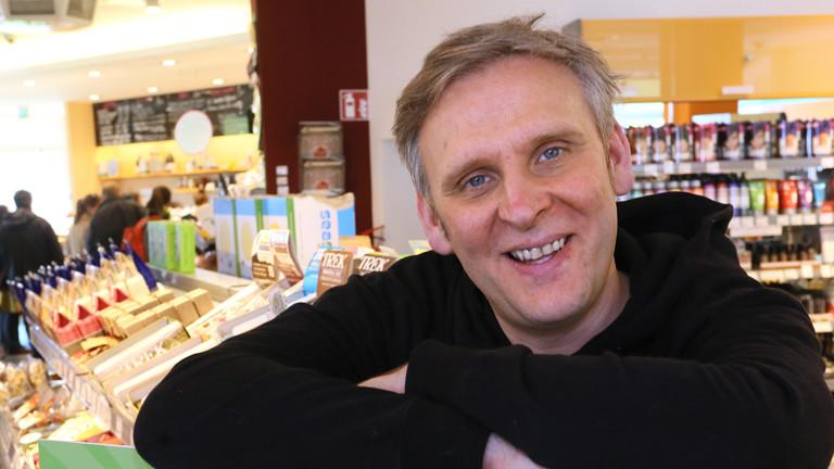 Jan Bredack, Chef der Veganz Supermärkte