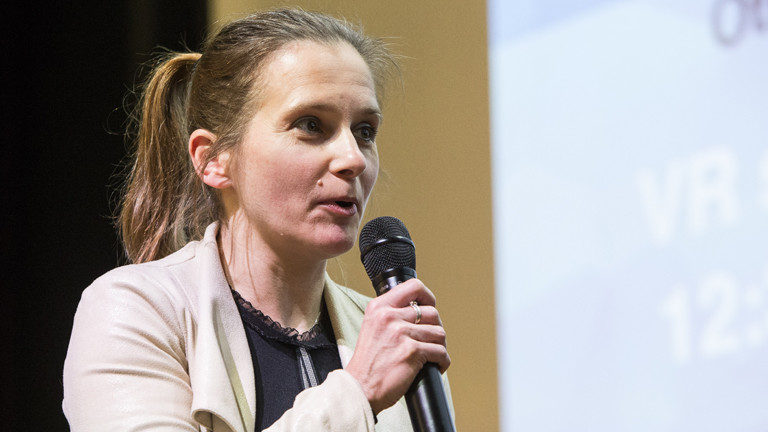 Claudia Gärtner, nominierte Unternehmerin für den Womens Innovators 2017 Preis