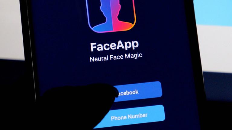 Datenschützer warnen vor FaceApp