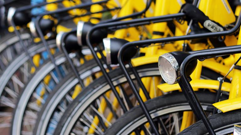 Größtes Fahrrad-Parkhaus Europas geplant