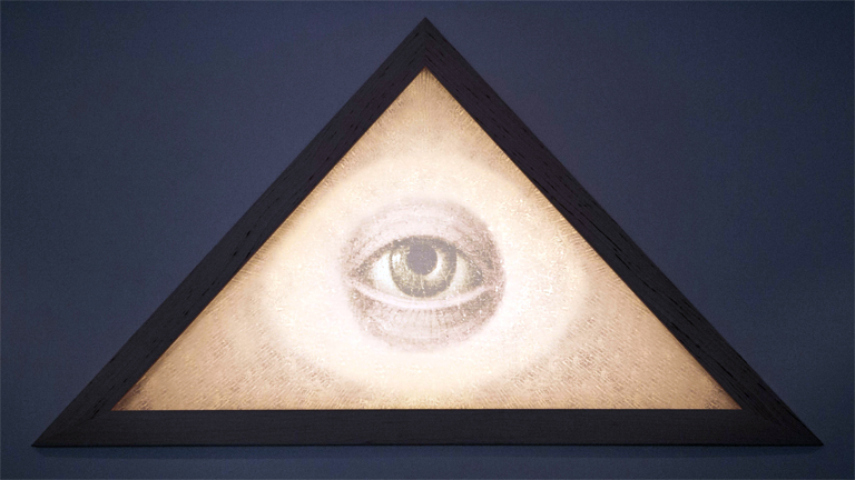 Das allwissende Auge der Freimaurer