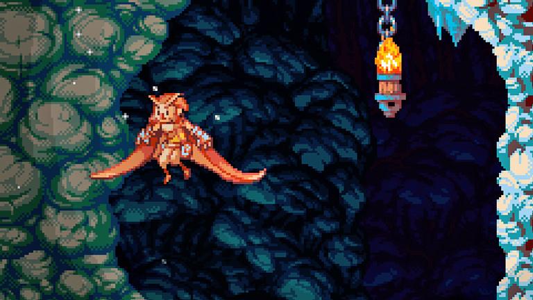 Screenshot Owlboy