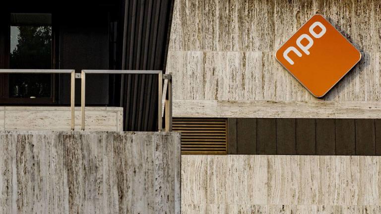Gebäude der Niederländischen Rundfunkanstalt NPO