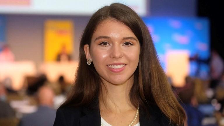 Lea Charlotte Kus, FDP-Politikerin im Profil.
