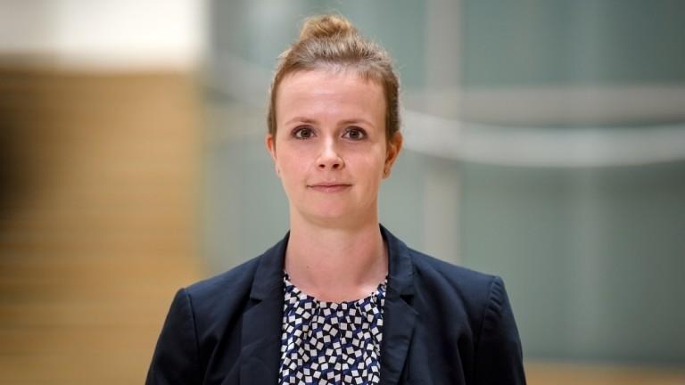 Gyde Jensen, Sprecherin der FDP-Fraktion und Vorsitzende des Menschenrechtsausschusses