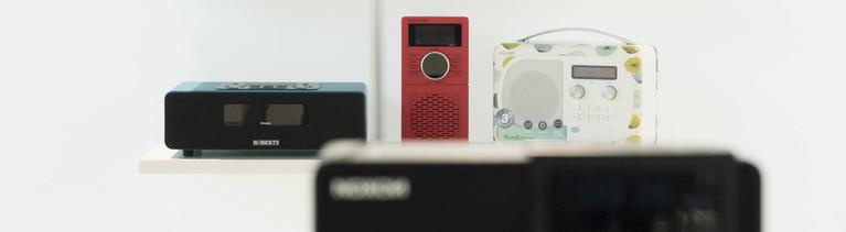 Digitalradios auf den Münchner Medientagen