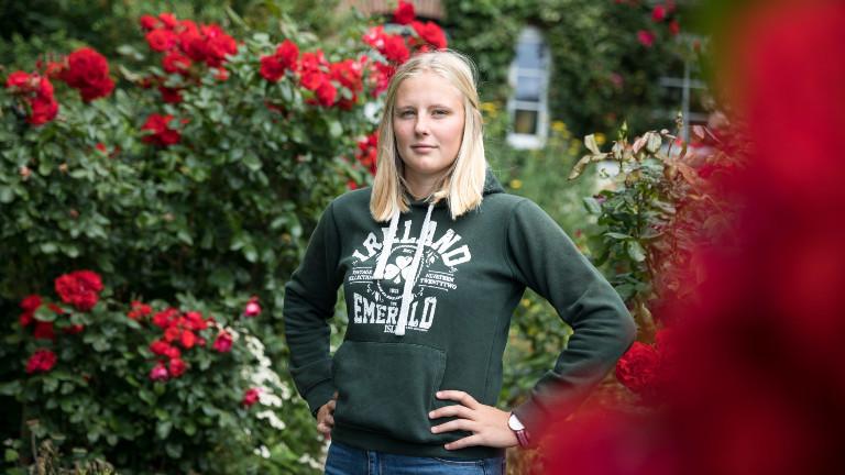 Sophie Backsen, Studentin und Klägerin gegen die Klimapolitik der Bundesregierung