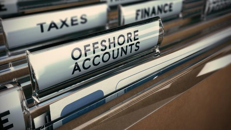 Symbolbild zu Offshore-Accounts
