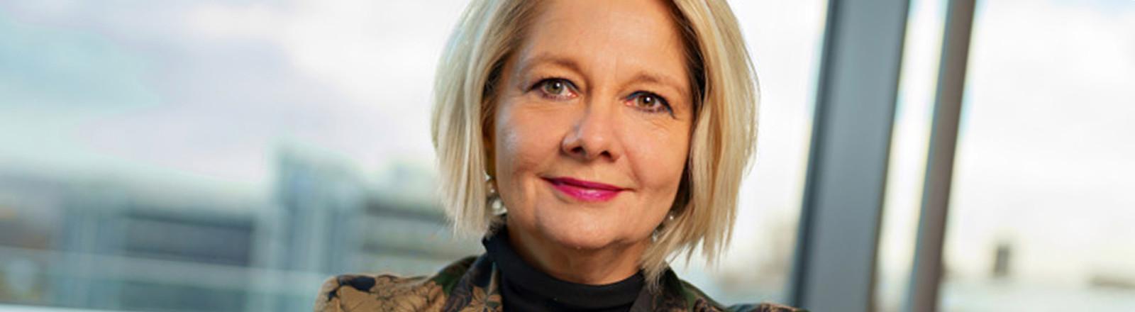 Sie leitet die Fernuniversität Hagen: Ada Pelllert