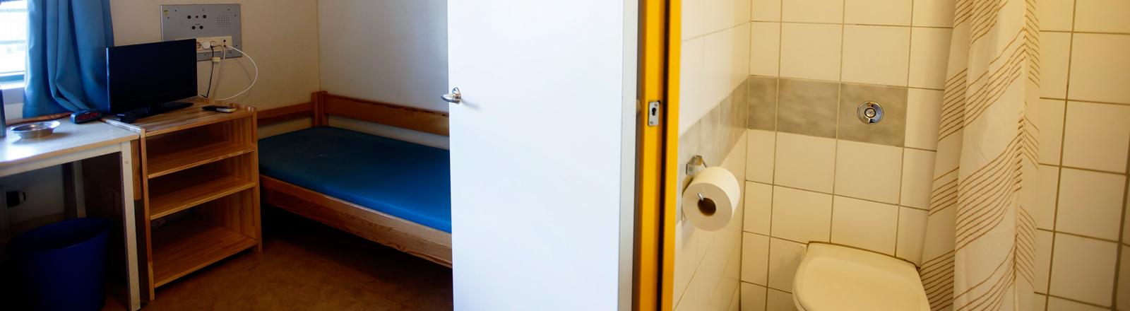 Die Zelle von Anders Breivik