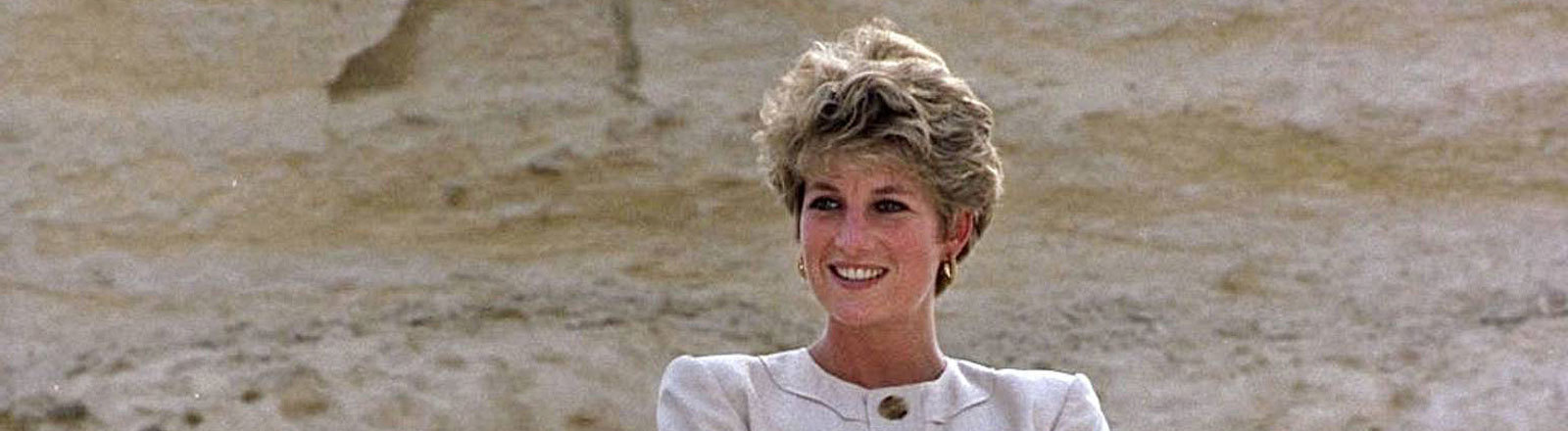 Lady Diana in Ägypten