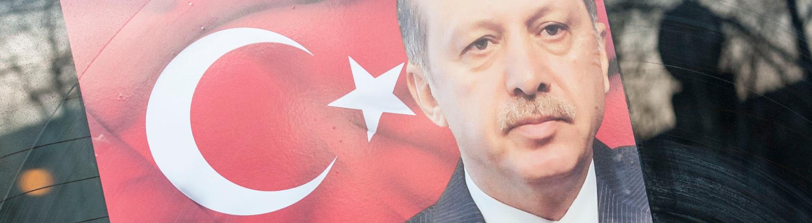 Der türkische Ministerpräsident Erdogan.