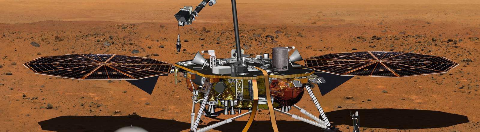 Die Nasa-Sonde Insight