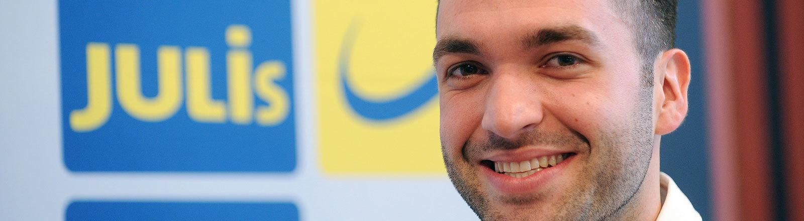 Konstantin Kuhle, Bundesvorsitzender der Julis und Mitglied im FDP-Parteivorstand