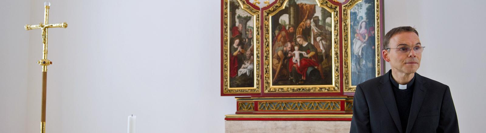Franz-Peter Tebartz-van Elst, Bischof von Limburg