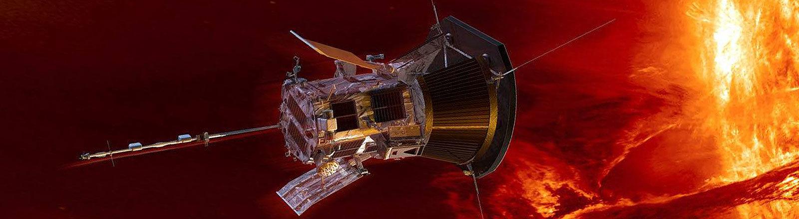 "Sonde ""Parker Solar Probe"""
