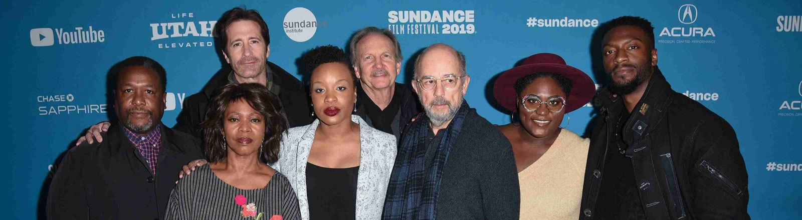 Crew des Films Clemency beim Sundance Filmfestival 2019
