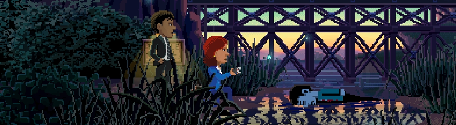 Screenshot Thimbleweed Park
