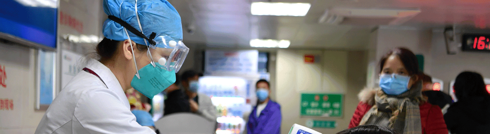 WHO ruft internationalen Gesundheitsnotstand wegen Coronavirus aus