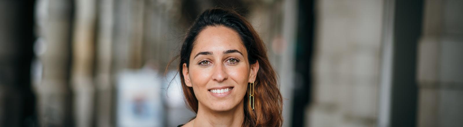 Die Modeexpertin Miriam Amro.