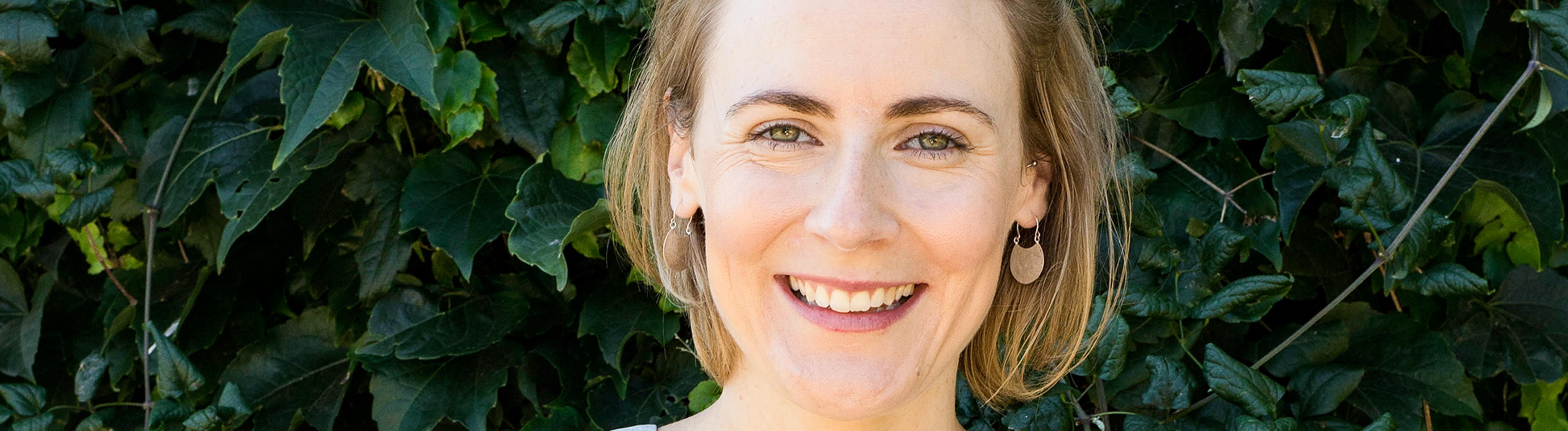 Die psychologische Psychotherapeutin Sonia Kessler-Scheil.