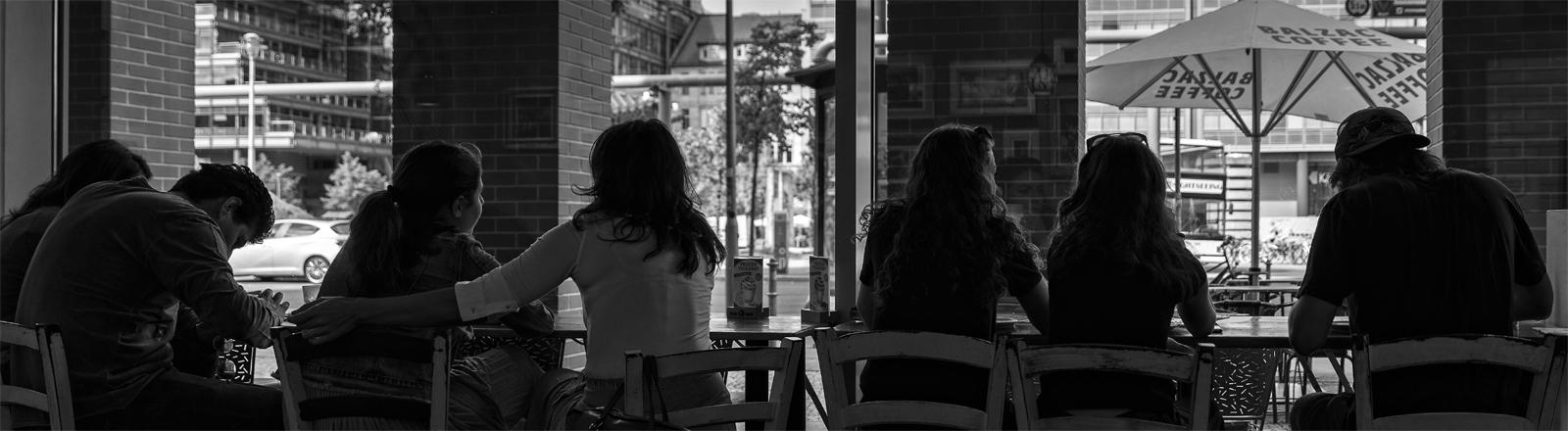 Coffeeshop in Berlin