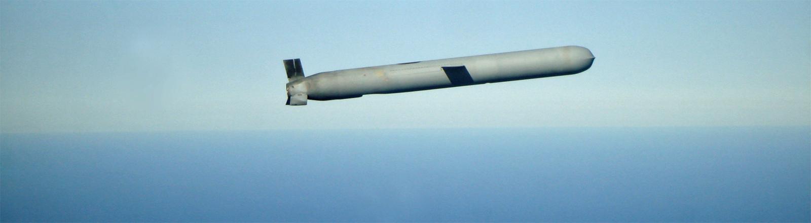 Marschflugkörper vom Typ Tomahawk