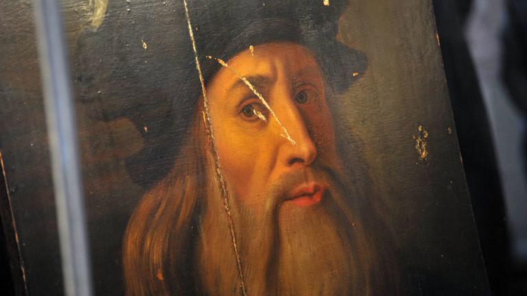 Leonardo da Vinci war vor allem eins: Maler
