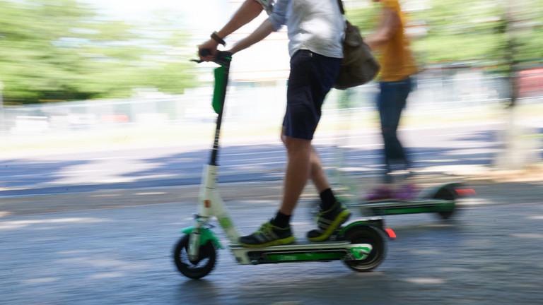 Ein Monat E-Scooter – eine erste Bilanz
