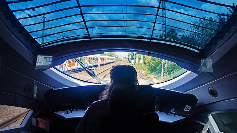 Bahn wirbt um Quereinsteiger als Lokführer