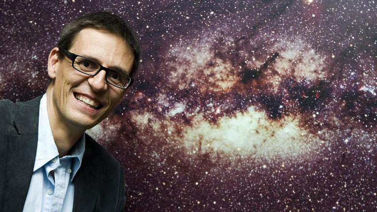 Didier Queloz Schweizer Astrophysiker Nobelpreis 2019 (Foto: 2009)