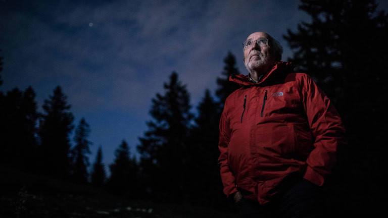 Michel Mayor Schweizer Astrophysiker Nobelpreis 2019 (Foto: 2017 Schweiz)