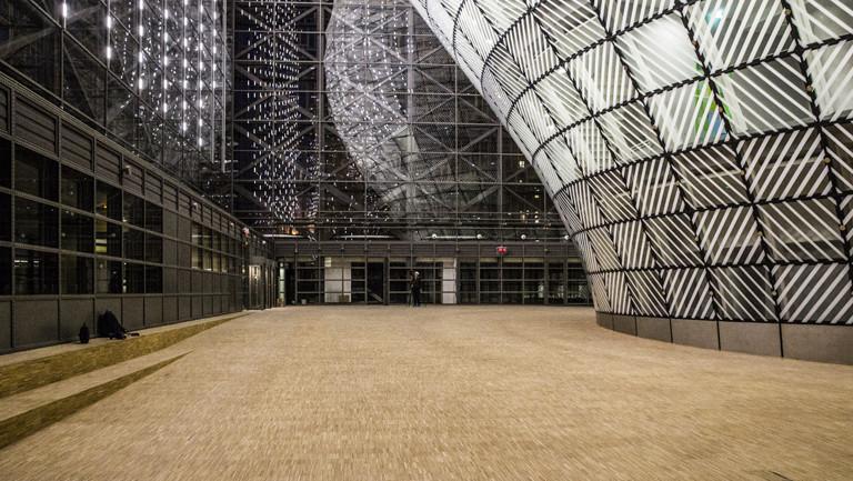 Hier tagt der Rat – das Europagebäude in Brüssel