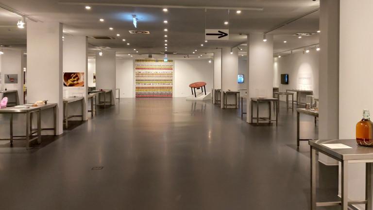 Organisierter Ekel: ein Blick in die Ausstellung des Disgusting Food Museums in Berlin