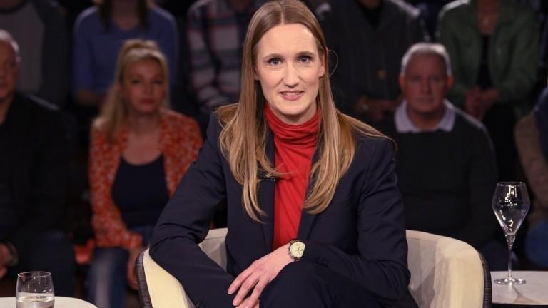 Kristin Helberg, Journalistin und Syrien-Expertin – fotografiert im Januar 2020