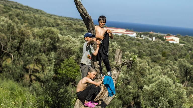 Geflüchtete - wachsende Not in griechischen Lagern