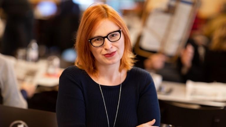 Natascha Strobl, Politologin und Extremismusforscherin