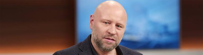 Der Rechtsextremismusexperte, Journalist und Autor Olaf Sundermeyer