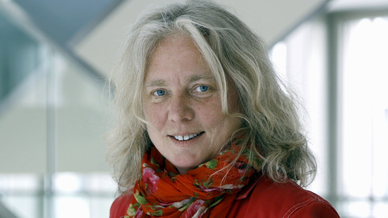 Die Politikwissenschaftlerin Sigrid Roßteutscher