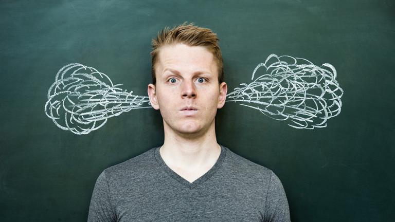Stressfaktor Störung im Job