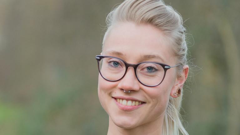 Vanessa Hawlitschek, Stellv. Bundesjugendleiterin JUNGE POLIZEI
