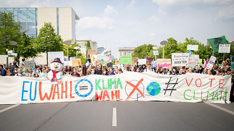 Fridays For Future Berlin 24.05.2019