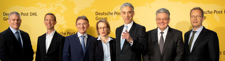 Vorstand DHL, Deutsche Post