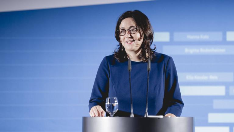 Maria Wersig, Präsidentin des Deutschen Juristinnenbundes, am 05.03.2020 in Berlin