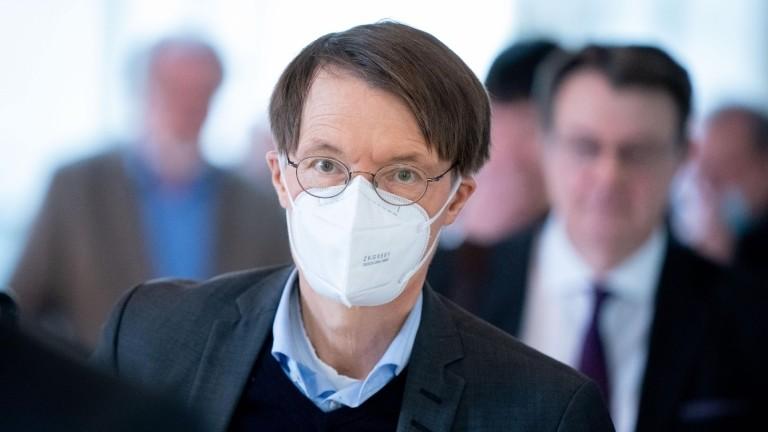 Karl Lauterbach, Gesundheitspolitiker (SPD) im Mai 2020