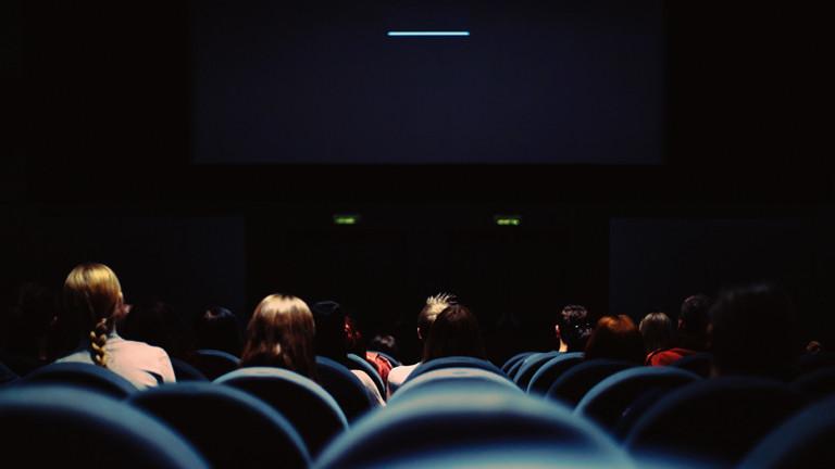 Was sie sehen, wird in Deutschland von der FSK geprüft: Kinobesucher im Kinosaal