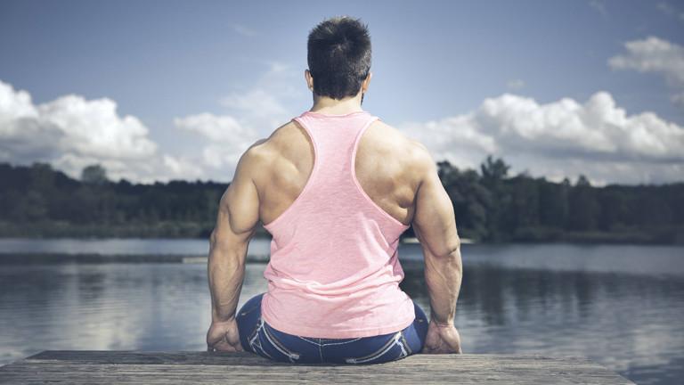 Wenn Training krank macht: Muskelaufbau als Sucht