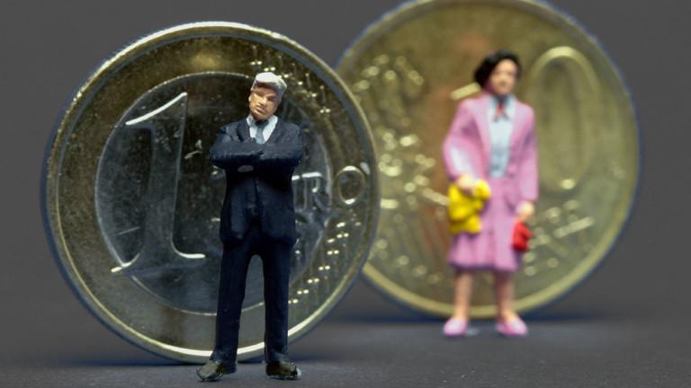 Symbolbild: Männer und Frauen werden ungleich bezahlt