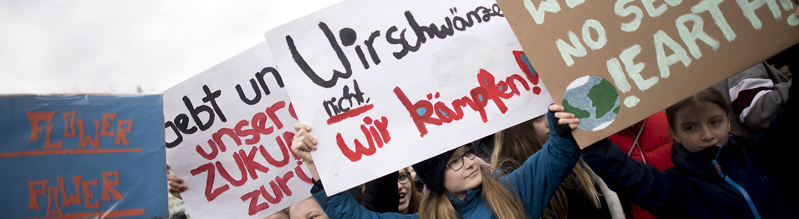 Fridays for Future Schülerstreik in Berlin 15.03.2019